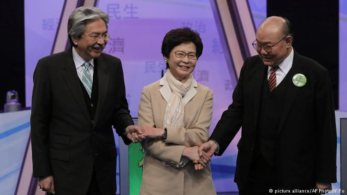 【特首选举】(691)《香港特首是怎麽选出来的?》by Julia诗清话逸 ..._图1-1